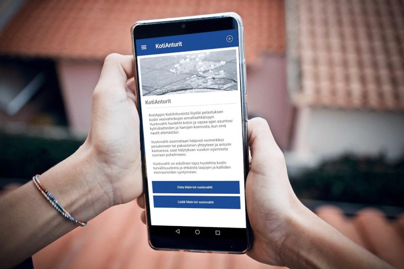 Case: Raksystemsin KotiApp – Sähköinen huoltokirja kodin kunnossapidon avuksi