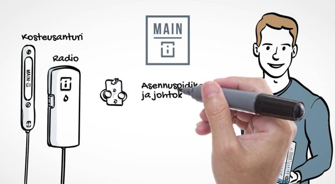 Lue, mitä Main-IoT Vuotovahdista on kirjoitettu muualla
